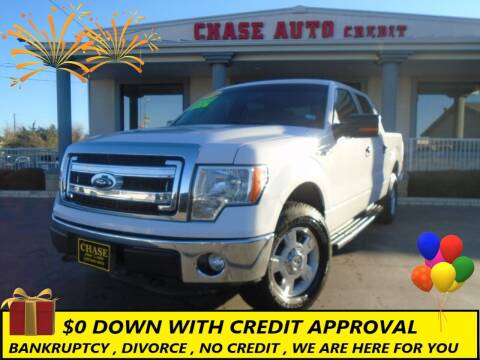 2014 Ford F-150 for sale at Chase Auto Credit in Oklahoma City OK