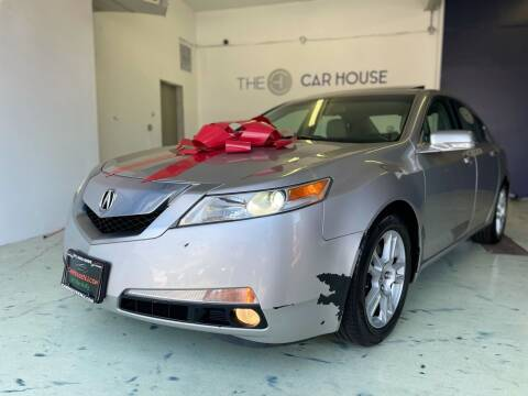2009 Acura TL for sale at The Car House of Garfield in Garfield NJ