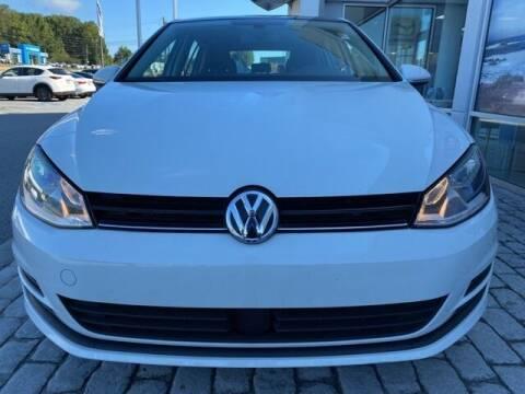 2017 Volkswagen Golf for sale at Southern Auto Solutions-Jim Ellis Volkswagen Atlan in Marietta GA