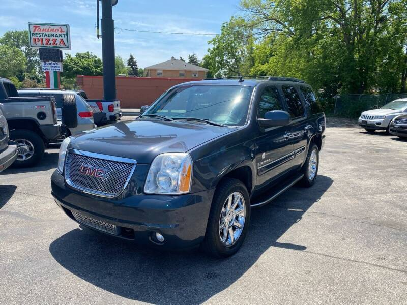 2008 GMC Yukon for sale at 1st Quality Auto in Milwaukee WI