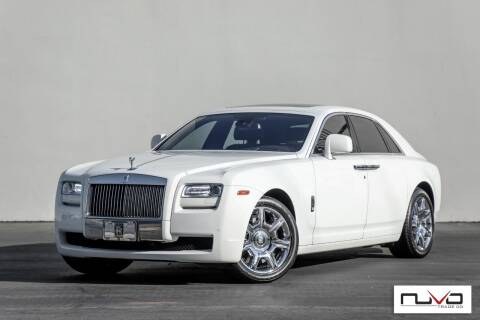 2011 Rolls-Royce Ghost for sale at Nuvo Trade in Newport Beach CA