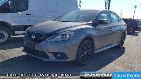 2018 Nissan Sentra for sale at Baron Super Center in Patchogue NY