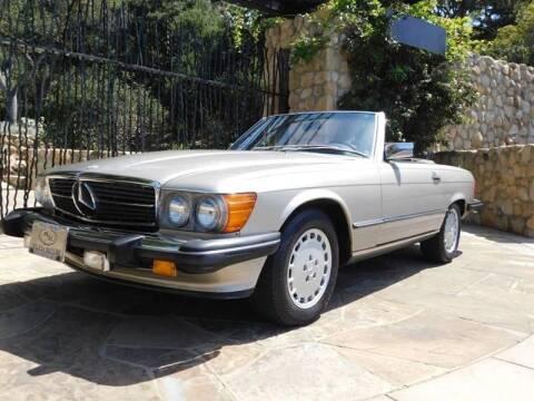 1987 Mercedes-Benz 560-Class for sale at Milpas Motors in Santa Barbara CA