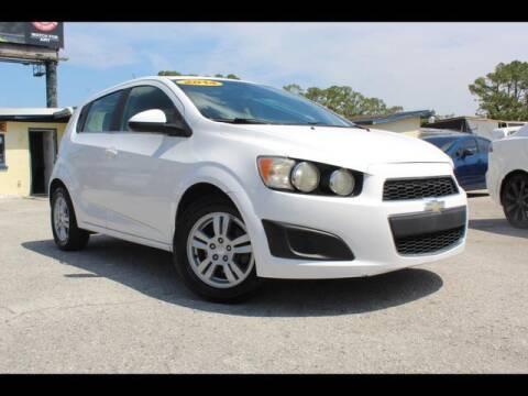 2014 Chevrolet Sonic for sale at AUTOPARK AUTO SALES in Orlando FL