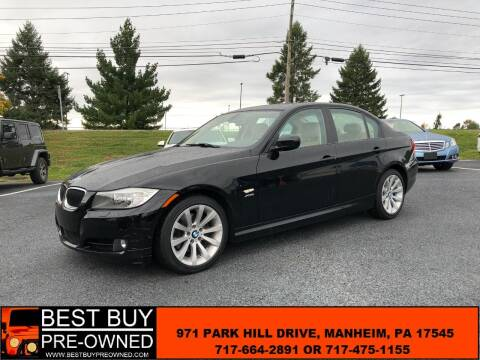 2011 BMW 3 Series for sale at Best Buy Pre-Owned in Manheim PA