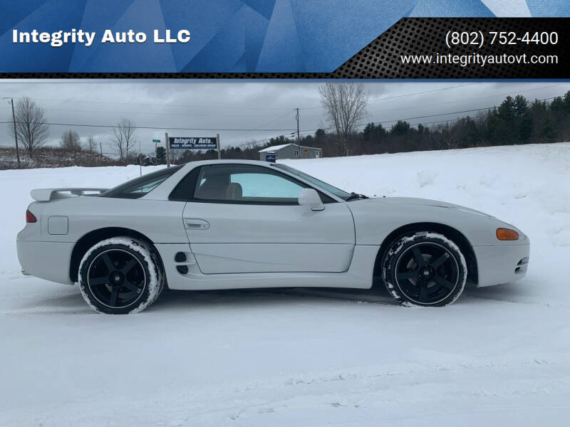 1996 Mitsubishi 3000GT for sale at Integrity Auto LLC in Sheldon VT