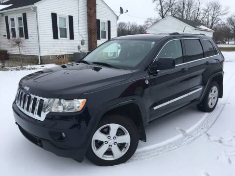 2011 Jeep Grand Cherokee for sale at Goodland Auto Sales in Goodland IN