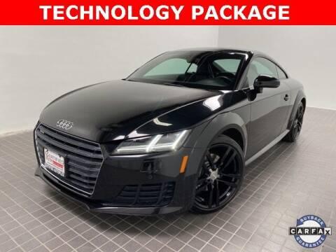 2016 Audi TT for sale at CERTIFIED AUTOPLEX INC in Dallas TX