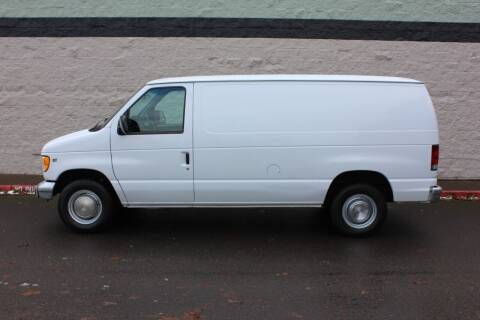 1998 Ford E-250 for sale at Al Hutchinson Auto Center in Corvallis OR