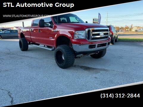 2005 Ford F-350 Super Duty for sale at STL Automotive Group in O'Fallon MO