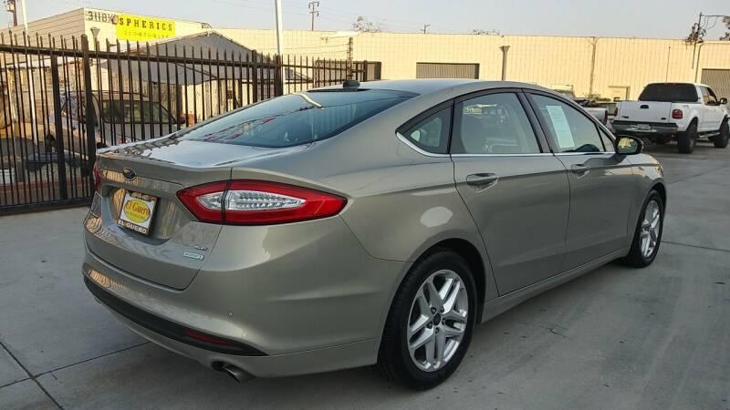 2016 Ford Fusion SE 4dr Sedan - Hawthorne CA