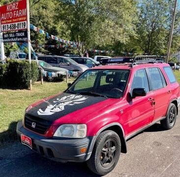 2000 Honda CR-V for sale at Korz Auto Farm in Kansas City KS
