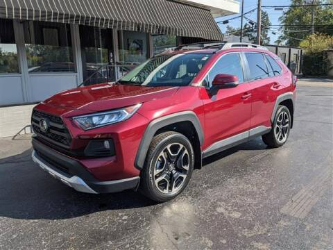 2019 Toyota RAV4 for sale at GAHANNA AUTO SALES in Gahanna OH