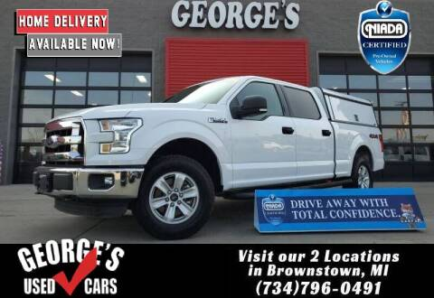 2016 Ford F-150 for sale at George's Used Cars - Pennsylvania & Allen in Brownstown MI