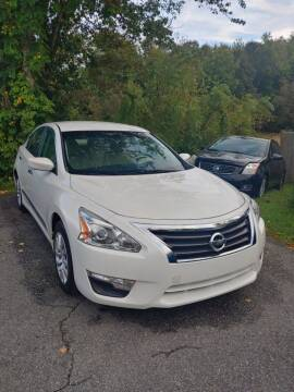 2015 Nissan Altima for sale at Best Choice Auto Market in Swansea MA