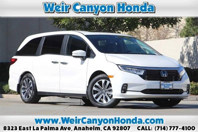 2022 Honda Odyssey for sale in Anaheim, CA