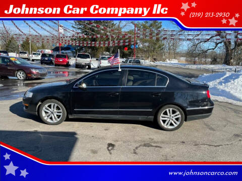2008 Volkswagen Passat for sale at Johnson Car Company llc in Crown Point IN