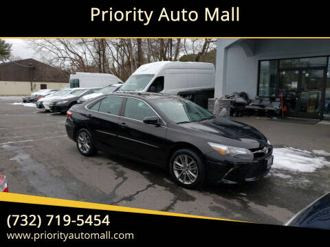 2017 Toyota Camry for sale at Priority Auto Mall in Lakewood NJ