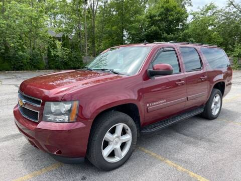 2008 Chevrolet Suburban for sale at TKP Auto Sales in Eastlake OH