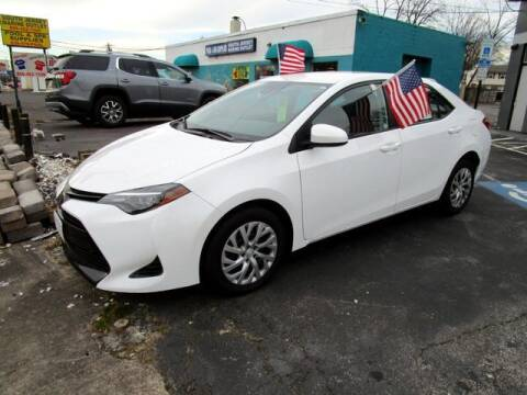 2019 Toyota Corolla for sale at American Auto Group Now in Maple Shade NJ