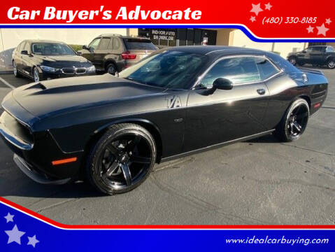 2018 Dodge Challenger for sale at Car Buyer's Advocate in Phoenix AZ