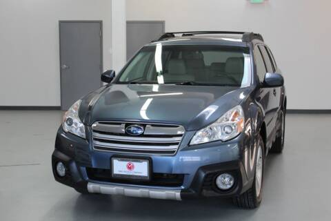 2014 Subaru Outback for sale at Mag Motor Company in Walnut Creek CA