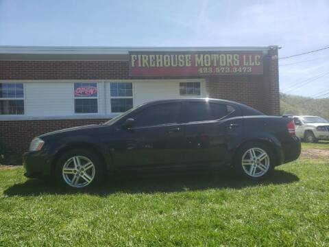 2009 Dodge Avenger for sale at Firehouse Motors LLC in Bristol TN