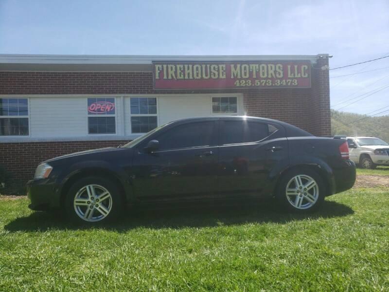 2009 Dodge Avenger for sale at Firehouse Motors LLC in Bristol TN