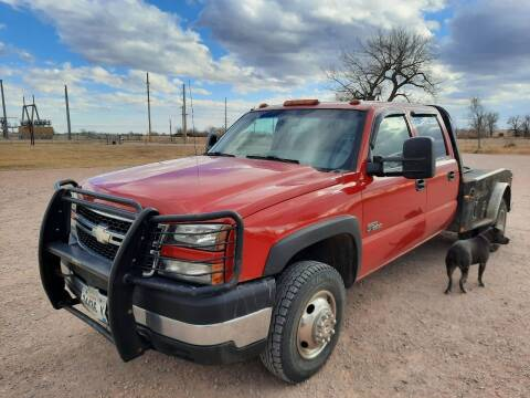 2007 Chevrolet Silverado 3500 Classic for sale at Best Car Sales in Rapid City SD