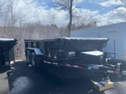 2021 Fox Trail Dump for sale at Mascoma Auto INC in Canaan NH