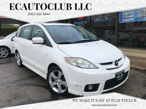 2006 Mazda MAZDA5 for sale at ECAUTOCLUB LLC in Kent OH