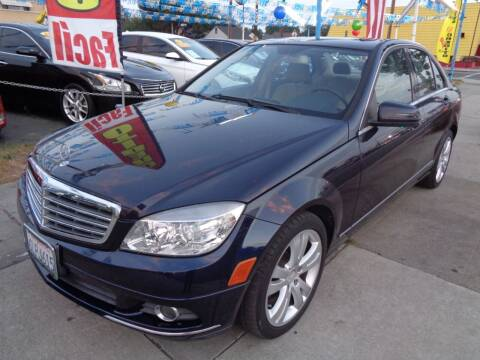 2010 Mercedes-Benz C-Class for sale at Plaza Auto Sales in Los Angeles CA