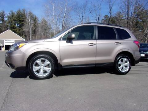 2015 Subaru Forester for sale at Mark's Discount Truck & Auto Sales in Londonderry NH