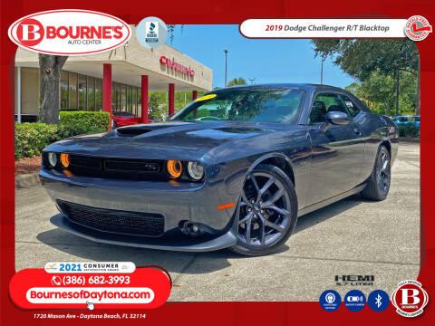 2019 Dodge Challenger for sale at Bourne's Auto Center in Daytona Beach FL