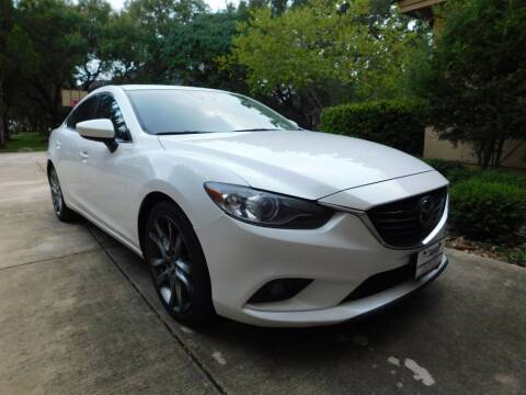 2015 Mazda MAZDA6 for sale at AMD AUTO in San Antonio TX
