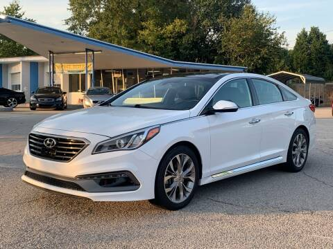 2015 Hyundai Sonata for sale at GR Motor Company in Garner NC