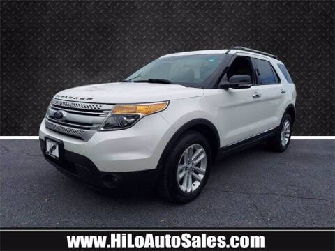 2014 Ford Explorer for sale at Hi-Lo Auto Sales in Frederick MD