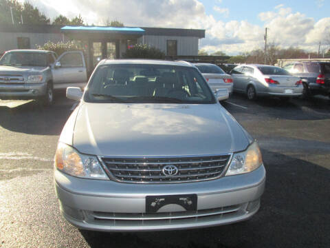 2004 Toyota Avalon for sale at Olde Mill Motors in Angier NC