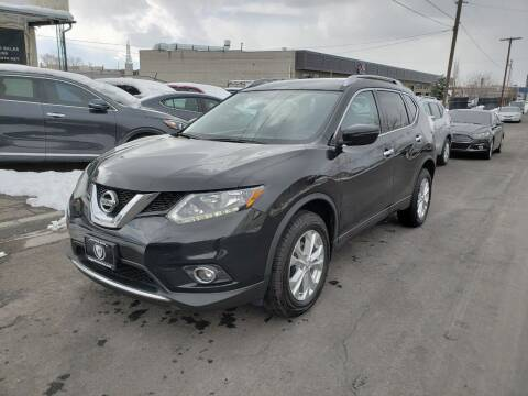 2016 Nissan Rogue for sale at High Line Auto Sales in Salt Lake City UT
