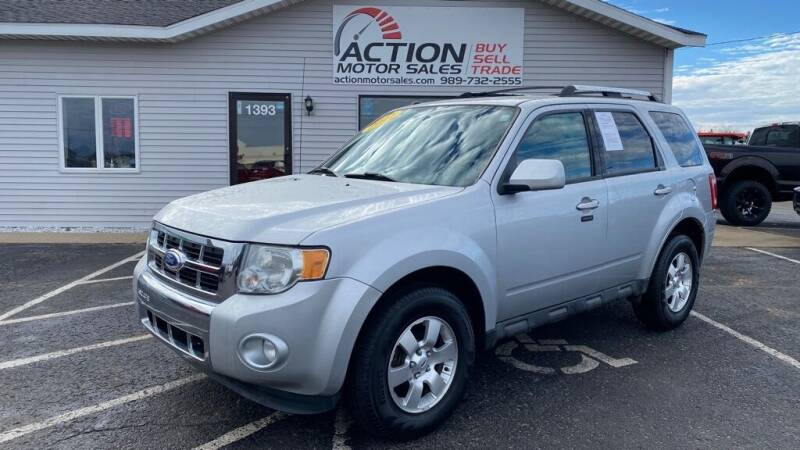 2011 Ford Escape for sale at Action Motor Sales in Gaylord MI