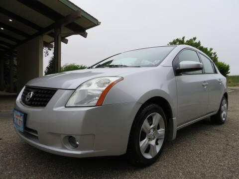 2009 Nissan Sentra for sale at Santa Barbara Auto Connection in Goleta CA