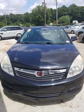 2008 Saturn Aura for sale at Palmer Automobile Sales in Decatur GA