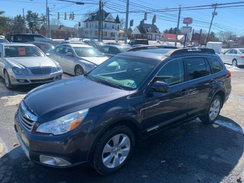 2011 Subaru Outback for sale at Masic Motors, Inc. in Harrisburg PA