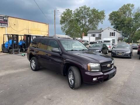2008 Chevrolet TrailBlazer for sale at Virginia Auto Mall in Woodford VA