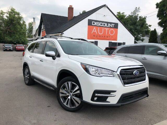 2019 Subaru Ascent for sale at Discount Auto Brokers Inc. in Lehi UT
