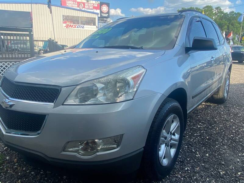 2012 Chevrolet Traverse for sale at RoMicco Cars and Trucks in Tampa FL