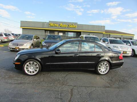 2007 Mercedes-Benz E-Class for sale at MIRA AUTO SALES in Cincinnati OH