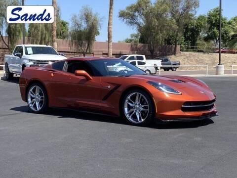 2016 Chevrolet Corvette for sale at Sands Chevrolet in Surprise AZ