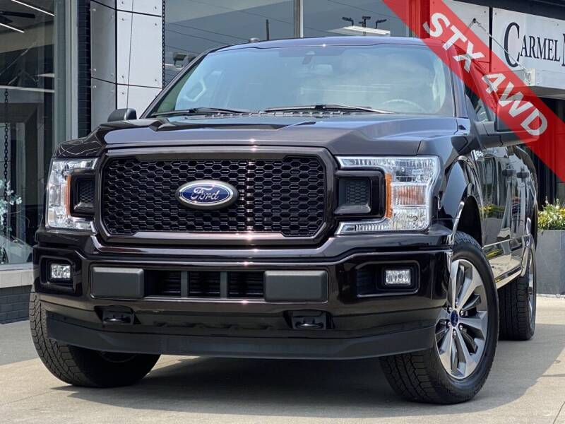 2019 Ford F-150 for sale at Carmel Motors in Indianapolis IN