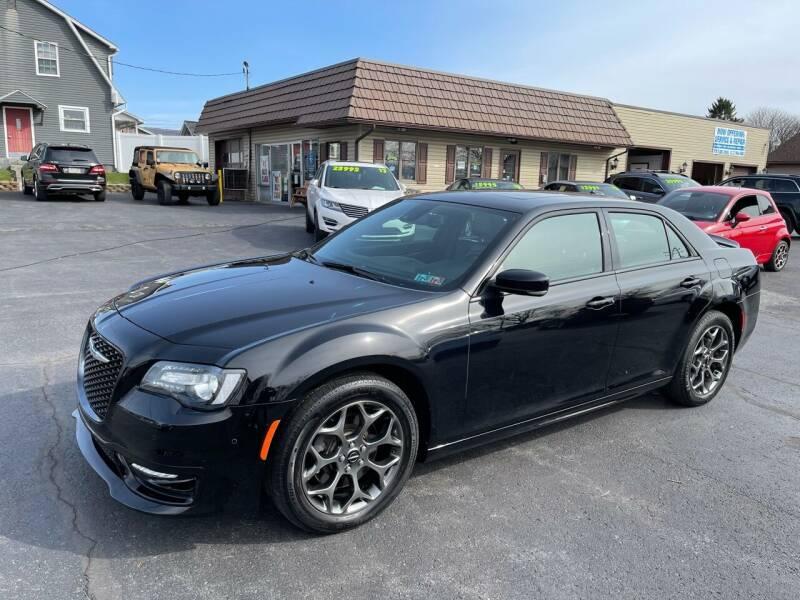 2018 Chrysler 300 for sale at MAGNUM MOTORS in Reedsville PA